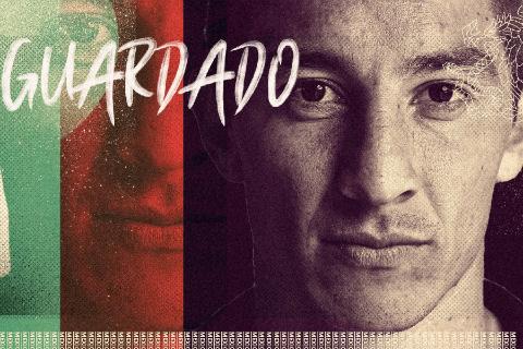 """Andres Guardado: """"Tien len nao, Mexico!"""""""