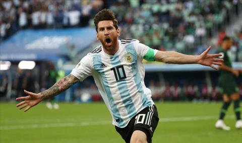 Lionel Messi - Ke song sot vi dai 1