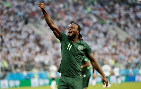 Nigeria go hoa 1-1