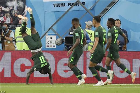 5 điểm nhấn nhìn từ màn vượt cửa tử của Argentina ở World Cup 2018 hình ảnh 2