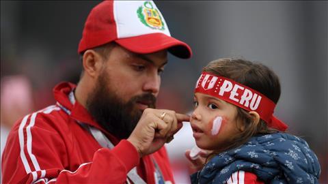 ĐT Peru rời World Cup 2018 Không để ai phải về trong nước mắt hình ảnh