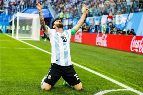 Điểm nhấn Nigeria vs Argentina Anh hùng Messi, tội đồ Mascherano hình ảnh