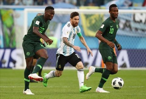 HLV Gernot Rohr phát biểu về trận Nigeria vs Argentina hình ảnh