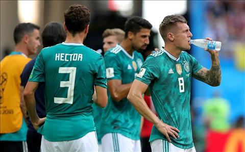 Kết quả Hàn Quốc vs Đức trận đấu bảng F World Cup 2018 hình ảnh 2