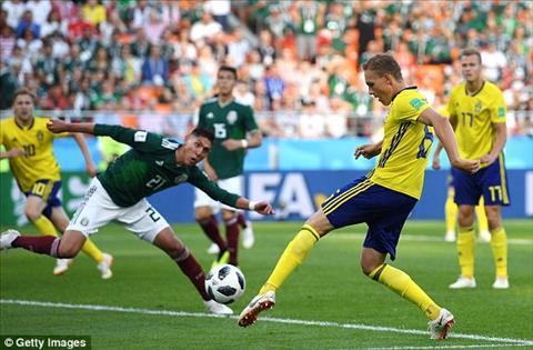 Nhận định Thụy Điển vs Thụy Sỹ vòng 18 World Cup 2018 hình ảnh