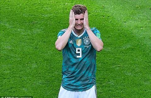 Real Madrid muốn mua Timo Werner hình ảnh