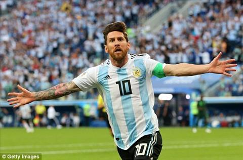 Thống kê Nigeria vs Argentina - Bảng D World Cup 2018 hình ảnh
