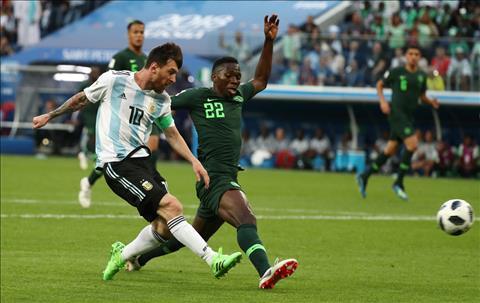 Tổng hợp hình ảnh trận Nigeria vs Argentina 1-2 hình ảnh