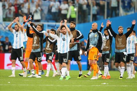 Argentina vuot qua Nigeria day kich tinh