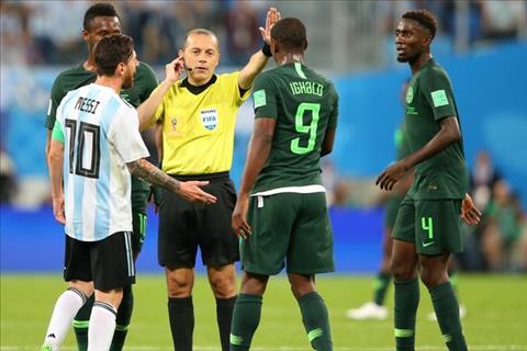 Argentina vượt qua Nigeria Đẳng cấp hay trò lố của FIFA hình ảnh 4
