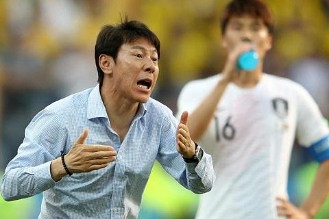 HLV Hàn Quốc chia sẻ trước trận gặp Đức