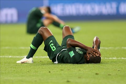 Odion Ighalo choi that vong o World Cup 2018