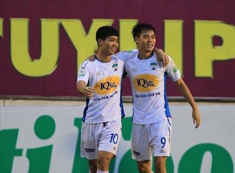 Sau vòng 16 V-League HAGL gọi, Hà Nội trả lời hình ảnh