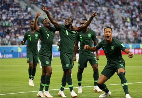Argentina vượt qua Nigeria Đẳng cấp hay trò lố của FIFA hình ảnh 5