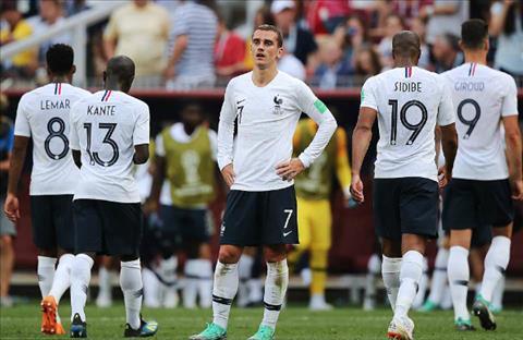 HLV Didier Deschamps phát biểu sau trận Đan Mạch 0-0 Pháp hình ảnh