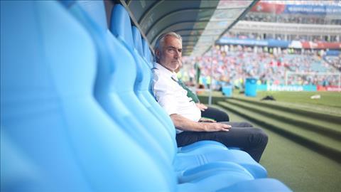 Van Marwijk noi ve tran Australia vs Peru