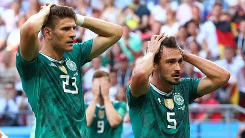 Góc nhìn Đức thiếu gì và thừa gì để phải ngậm ngùi rời World Cup hình ảnh 2