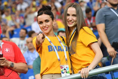 Hình ảnh nữ CĐV bóng đá tại World Cup 2018 xinh đẹp quyến rũ hình ảnh