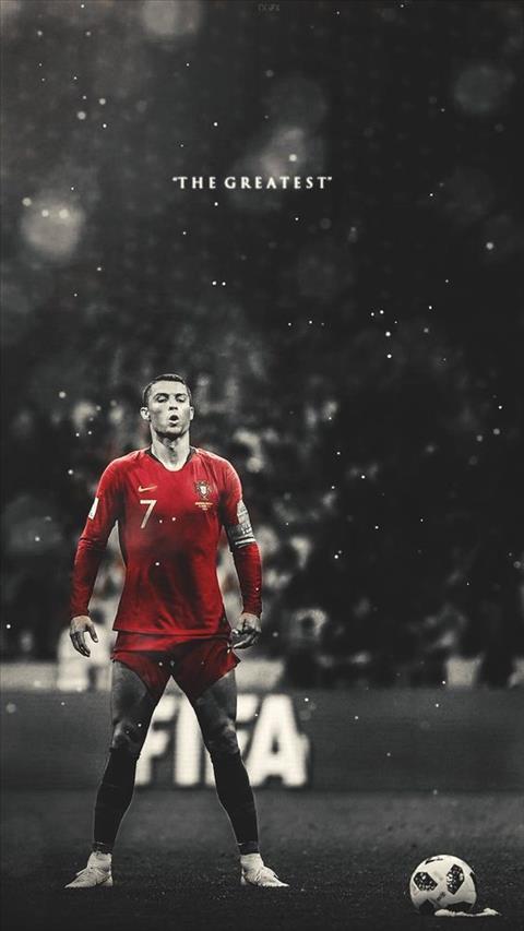 Bài dự thi Ronaldo –  Đằng sau vẻ hào nhoáng là trái tim chân thành hình ảnh 2