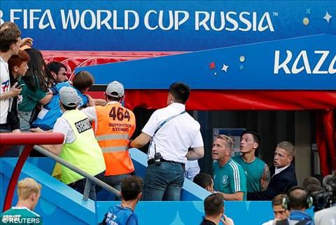 ĐT Đức bị loại từ vòng bảng Đâu rồi tinh thần Mannschaft hình ảnh
