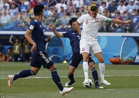 Điểm nhấn Nhật Bản vs Ba Lan - Bảng H World Cup 2018 hình ảnh