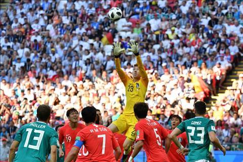 Dư âm Hàn Quốc vs Đức bảng F World Cup 2018 hình ảnh
