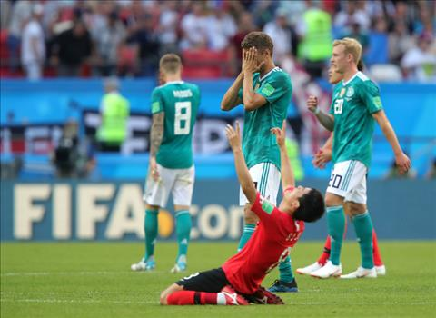 Góc nhìn Phải chăng tuyển Đức đang trở thành những người Anh mới hình ảnh 3