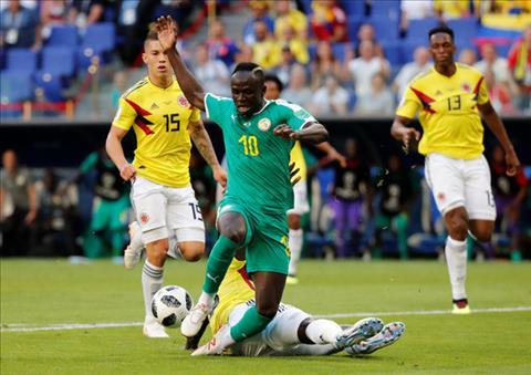 HLV Aliou Cisse phát biểu về trận Senegal vs Colombia hình ảnh