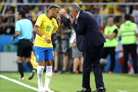 HLV Tite cua Brazil