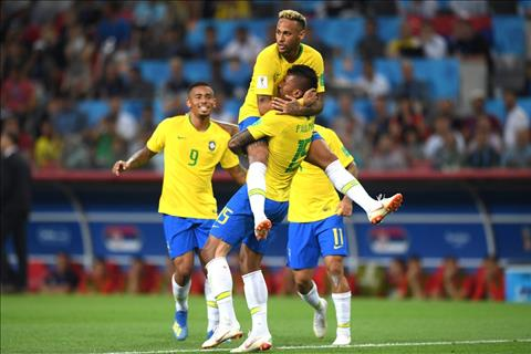 HLV Tite phát biểu về trận Brazil vs Serbia hình ảnh