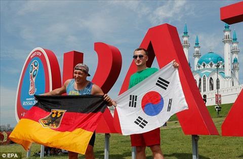 Hình ảnh cầu thủ Đức thẫn thờ sau trận thua sốc Hàn Quốc hình ảnh 3