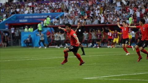 Nhật Bản rời World Cup 2018 Tiếng vọng từ châu Á hình ảnh