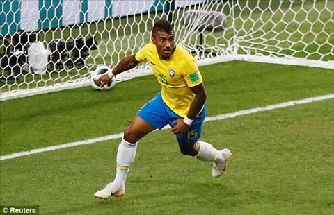 Paulinho phát biểu về trận Brazil vs Serbia hình ảnh