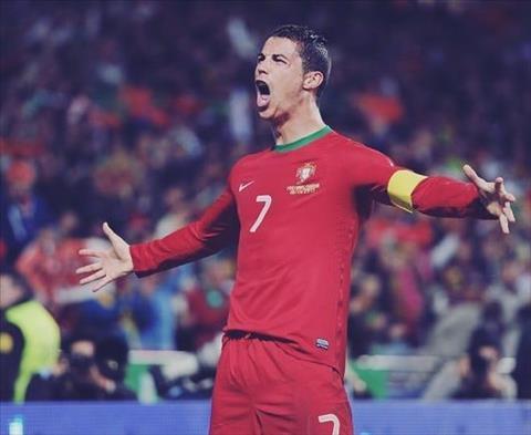 Bài dự thi Ấn tượng World Cup Ronaldo –  Đằng sau vẻ hào nhoáng là trái tim chân thành hình ảnh