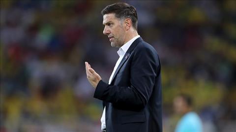 HLV Serbia khẳng định chơi trên chân Brazil hình ảnh