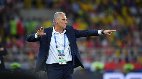 HLV Tite phat bieu ve tran Brazil vs Serbia