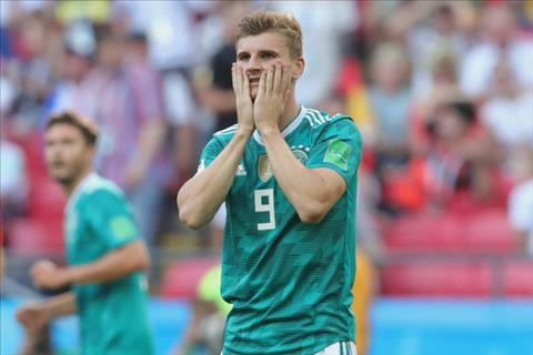 Timo Werner gay that vong rat lon o World Cup 2018
