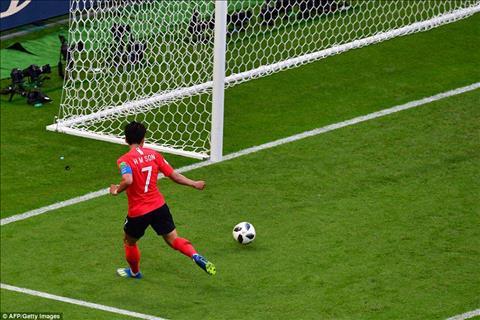 Son Heung-min ghi ban an dinh chien thang 2-0 cho Han Quoc