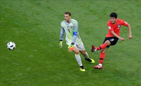 Manuel Neuer co mot tran dau that vong