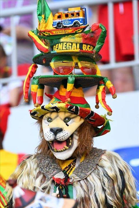 Hình ảnh trận đấu Colombia vs Senegal bảng H World Cup 2018 ảnh 2