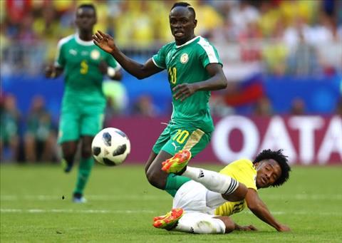 Hình ảnh trận đấu Colombia vs Senegal bảng H World Cup 2018 ảnh 6