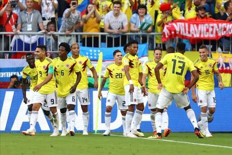 Hình ảnh trận đấu Colombia vs Senegal bảng H World Cup 2018 ảnh 8