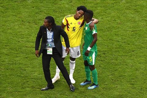 Hình ảnh trận đấu Colombia vs Senegal bảng H World Cup 2018 ảnh 9