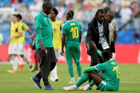 Hình ảnh trận đấu Colombia vs Senegal bảng H World Cup 2018 ảnh 12