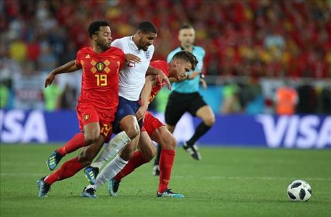 3 lý do khiến ĐT Anh thất bại trước Bỉ hình ảnh