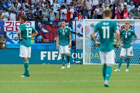 Bài dự thi Đức không xứng đáng vô địch World Cup một lần nữa hình ảnh