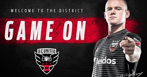 CHÍNH THỨC Wayne Rooney gia nhập DC United của MLS hình ảnh