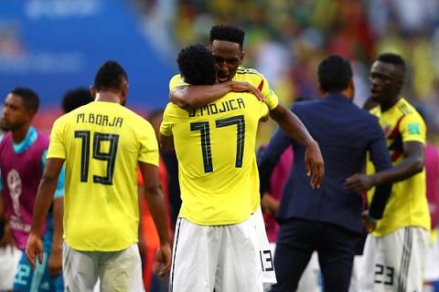 David Ospina phát biểu về trận Anh vs Colombia hình ảnh