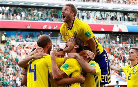 Granqvist phát biểu về Ibrahimovic và ĐT Thụy Điển hình ảnh