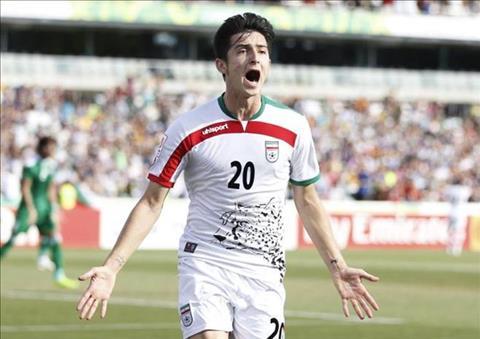 Messi Iran Sardar Azmoun tuyên bố chia tay ĐTQG ở tuổi 23 hình ảnh